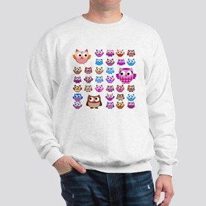 Owls! Sweatshirt