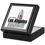 Los Angeles Keepsake Box