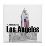 Los Angeles Tile Coaster