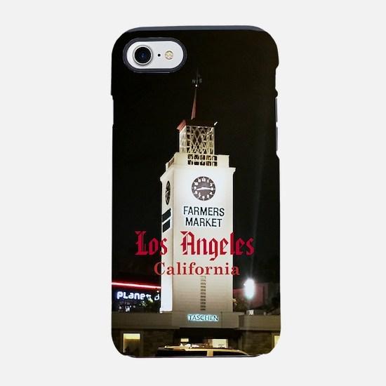 Los Angeles iPhone 7 Tough Case