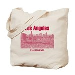 Los Angeles Tote Bag