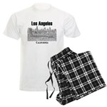 Los Angeles Men's Light Pajamas
