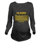 Los Angeles Long Sleeve Maternity T-Shirt