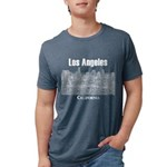 Los Angeles Mens Tri-blend T-Shirt