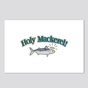 Holy Mackerel! Postcards (Package of 8)