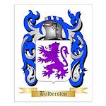 Balderston Small Poster