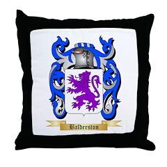 Balderston Throw Pillow