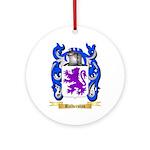 Balderston Ornament (Round)