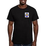 Balderas Men's Fitted T-Shirt (dark)
