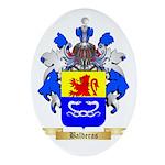 Balderas Ornament (Oval)