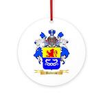 Balderas Ornament (Round)