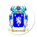 Baldelli Round Car Magnet