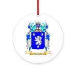 Baldelli Ornament (Round)