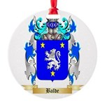 Balde Round Ornament
