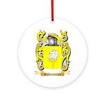 Baldasseroni Ornament (Round)