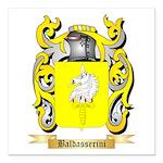 Baldasserini Square Car Magnet 3