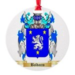 Baldacco Round Ornament