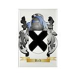 Bald Rectangle Magnet (100 pack)