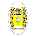 Balcerski Sticker (Oval)