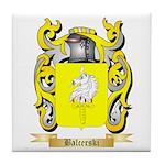 Balcerski Tile Coaster