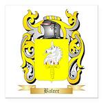 Balcer Square Car Magnet 3