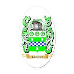 Balbirnie Oval Car Magnet
