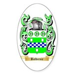 Balbirnie Sticker (Oval 50 pk)