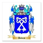 Balazs Square Car Magnet 3