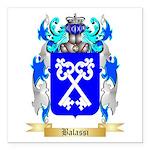 Balassi Square Car Magnet 3