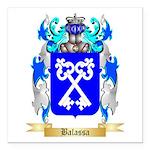 Balassa Square Car Magnet 3
