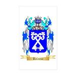 Balassa Sticker (Rectangle 50 pk)