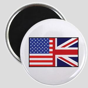USA/Britain Magnet