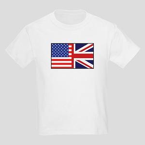 USA/Britain Kids T-Shirt