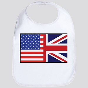 USA/Britain Bib