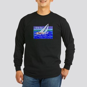 A Windy Day/t-shirt Long Sleeve T-Shirt