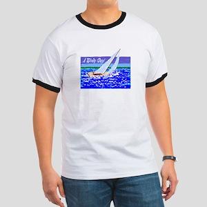 A Windy Day/t-shirt T-Shirt