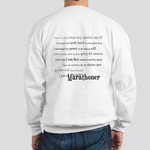 I'm a Half Marathoner Sweatshirt