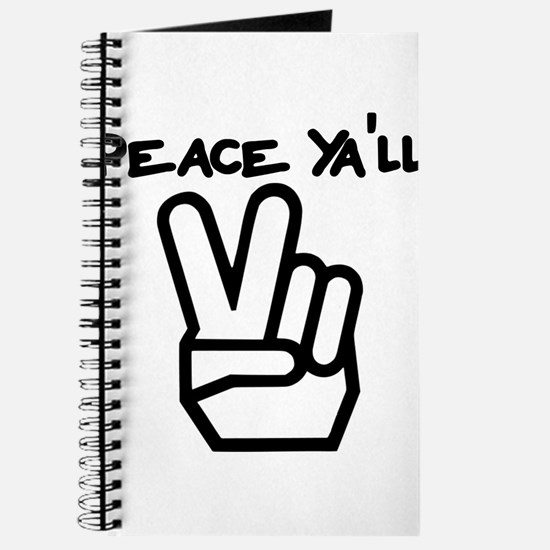 peace yall outline Journal