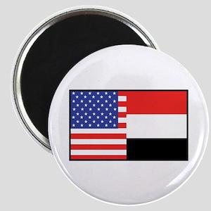 USA/Yemen Magnet