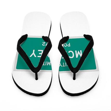 McKinney, Texas City Limits Flip Flops