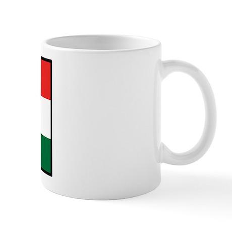 USA/Hungary Mug