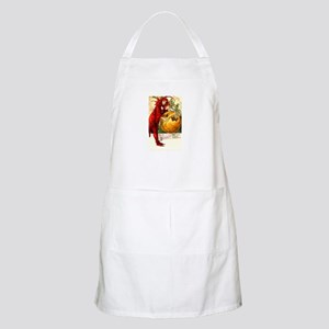 The Witch's Wand BBQ Apron