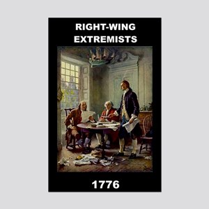 RIGHT WING EXTREMISTS 1776 Posters