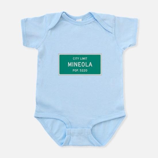 Mineola, Texas City Limits Body Suit