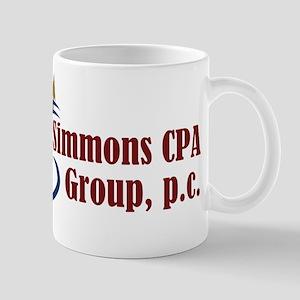 Simmons CPA Group Mug