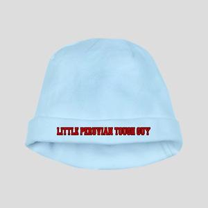 Little Peruvian Tough Guy Hat baby hat