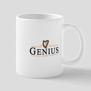 GENIUS (dark text) Mug