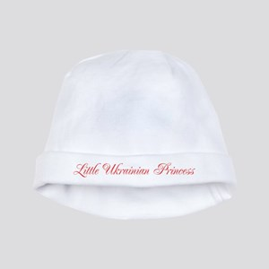 Little Ukrainian Princess baby hat