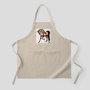 Jasper, the horse Apron