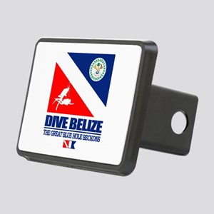 Dive Belize Hitch Cover
